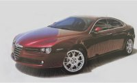 Alfa Romeo 149 et 169 : oh les beaux photoshops !