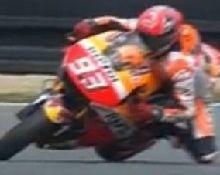 MotoGP - République Tchèque J.1 : Márquez à la force du poignet