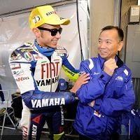 Moto GP - Rossi: Yamaha permettra à Valentino de monter sur la Ducati à Valence