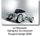 Peugeot lance le deuxième concours de design