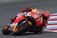 MotoGP - République Tchèque J.1 : Márquez a pris le bon angle