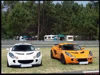 La photo du jour: Duo de Lotus Exige S.
