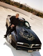 "Pontiac Trans Am ""Burt Reynolds édition"""
