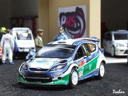 1/43ème - FORD Fiesta S2000