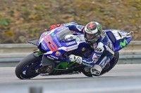 MotoGP - République Tchèque J.1 : Lorenzo dans le coup
