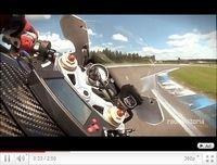 [vidéo] Une caméra gyroscopique, comme celle de Rossi en GP