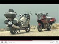 Le tour des BMW K 1600GT et GTL 2011 en six vidéos