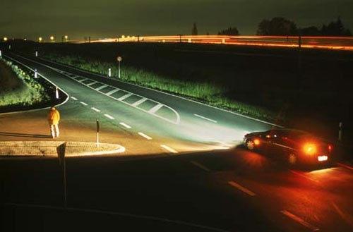 Un nouveau système d'éclairage conçu par Opel