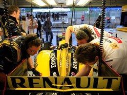 F1 - Renault voudrait redevenir majoritaire dans son écurie...