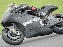 Moto GP - Ducati: On comptera beaucoup sur la nouvelle équipe test