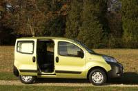 Peugeot Bipper: bienvenu Tepee