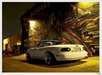 La Mazda MX5 une base tuning de plus en plus convoitée..