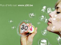 Pentagone de Bruxelles : la vitesse limitée à 30 km/h dès le 16 septembre 2010