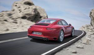 Porsche encore sur la voie d'un record de ventes