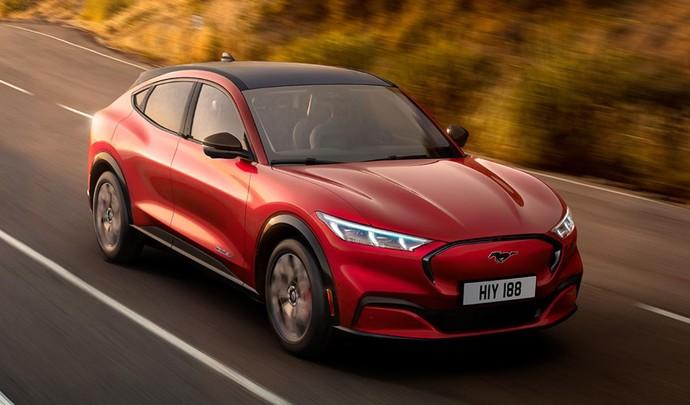 Ford : un petit SUV électrique avec motorisation Volkswagen