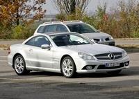 Future Mercedes Classe SL Phase 3 : presque elle !