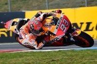 MotoGP - République Tchèque Qualifications : Márquez toujours !