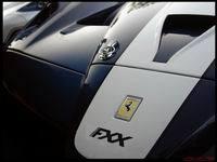 La photo du jour: Ferrari FXX.