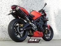 SC Project GP Evo pour votre Triumph Street Triple 675 R [+vidéo]