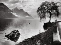 Arnold Odermatt : la photographie automobile rejoint l'art contemporain