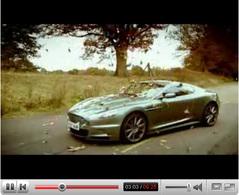 Vidéo : Top Gear teste l'Aston Martin DBS