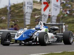 (Week-end de course) F3 International Trophy, Grand-Am