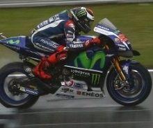 MotoGP - République Tchèque, Course : Lorenzo victime de son pneu avant