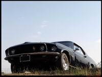 La photo du jour: Ford Mustang 1969.