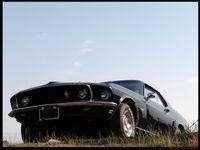 La photo du jour: Ford Mustang 1969.