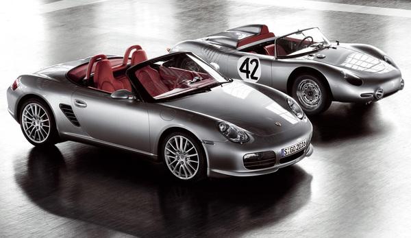 Salon de Bologne : Porsche Boxster RS 60 Spyder confirmé