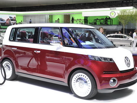 Volkswagen pourrait produire le Bulli
