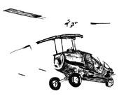 Temporalité de la voiture volante PAL-V One/Retour vers le futur, par Julie Coutureau