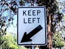 Sécurité Routière: on va bientôt rouler à gauche