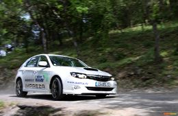 Quick Test Subaru Impreza SSSD : Subaru d'époque