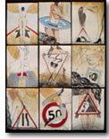 Mirgalet s'expose à la galerie Vitesse