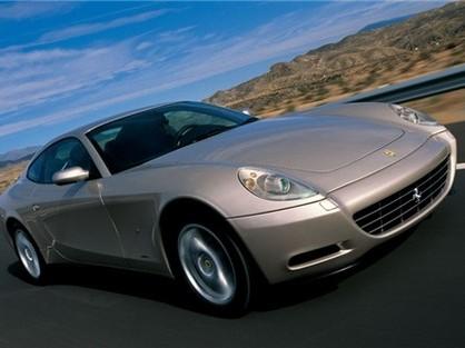 Ferrari : la remplaçante de la 612 Scaglietti serait hybride