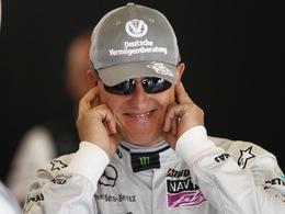F1 : Michael Schumacher sera là en 2012