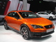 Seat Leon SC Cross Sport : baroudeur musclé - En direct du salon de Francfort 2015