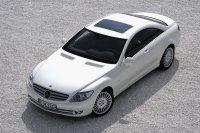 Mercedes CL : présentation