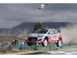 Hyundai engage trois i20 au rallye du Portugal (WRC)