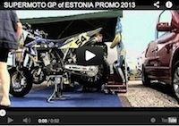 Supermotard 2013: l'Estonie fait sa promo