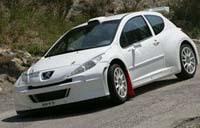 La Peugeot 207 Super 2000 en essais