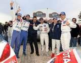 Rallye: Peugeot champion au Portugal