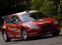 Dani Sordo a testé la C4 WRC