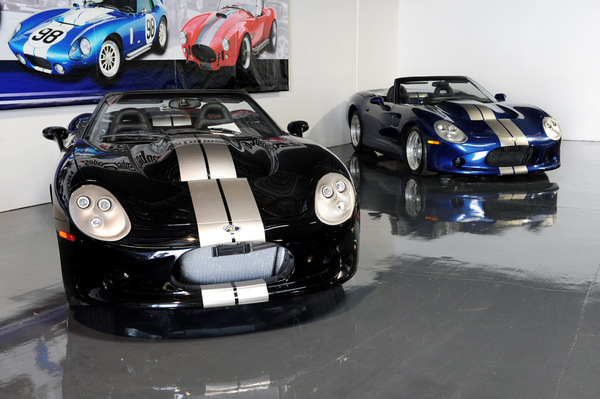 La Shelby Series II toujours disponible