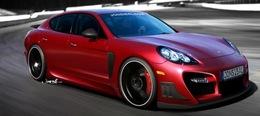 Porsche Panamera par TechArt : attendez-vous à ça