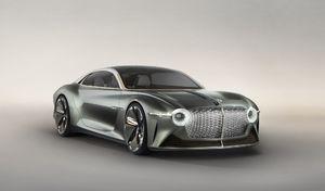 """Bentley: les batteries """"solides"""" pour la mi 2020"""