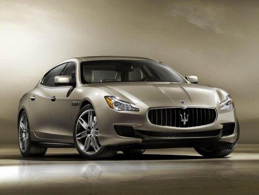 Maserati Quattroporte: une version longue au programme