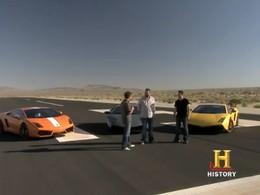 [Vidéo] Top Gear USA : le plein en Lamborghini