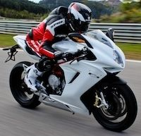 Actualité moto - MV Agusta: La naissance en vidéo d'une F3
